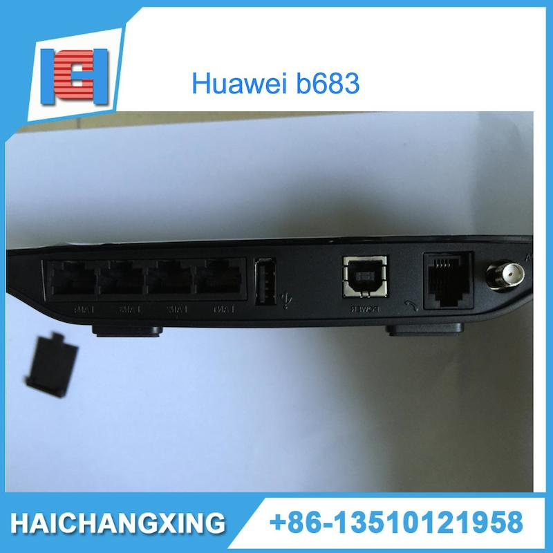 Free shipping Unlocked Huawei B970b Original 3G wireless Router unlocked HSDPA WIFI router<br><br>Aliexpress