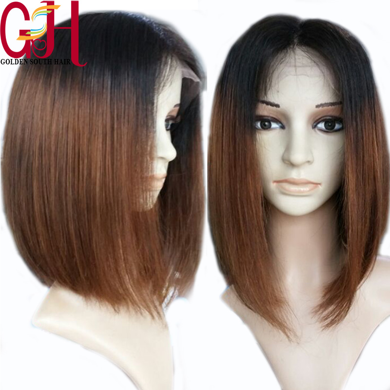 ... Wig Glueless Full Lace Wigs Brazilian Virgin Human Hair Lace Front