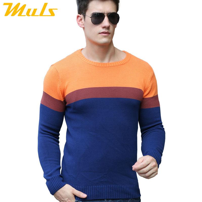 Match sweater men pullover jumper Cotton fashion winter ...