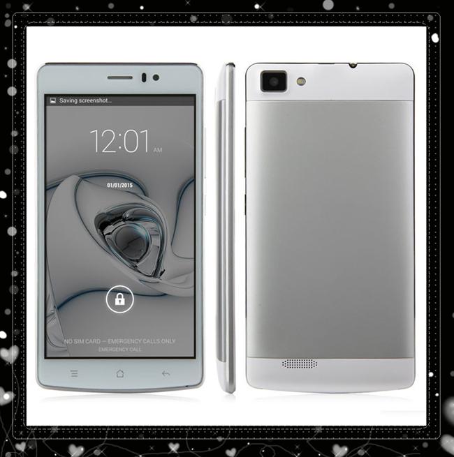 5.5 inch JIAKE V19 Android 4.4 MTK6572 Smartphone 5.0MP Camera 512M+4GB ROM Dual SIM card JiaKe V19 3G Mobile Phone(China (Mainland))