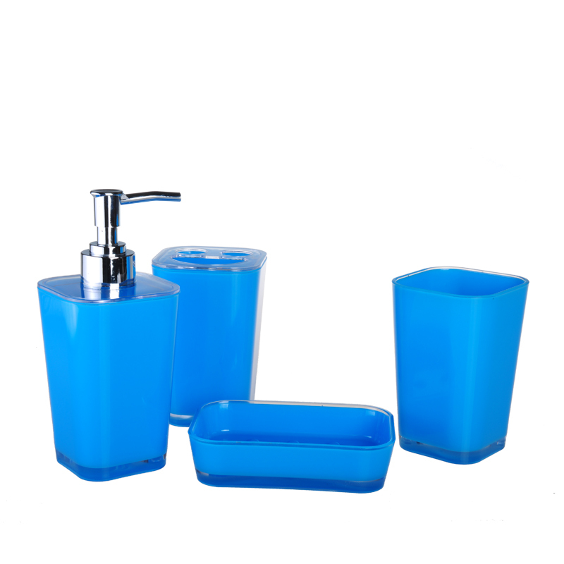 Buy bathroom accessory set ps plastic for G style bathroom accessories