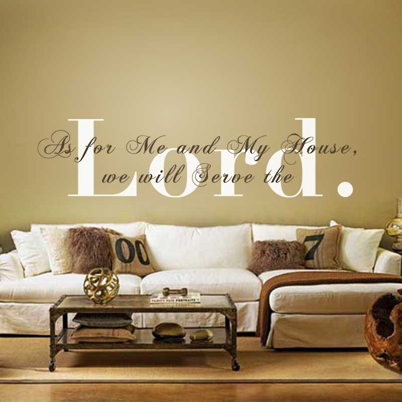Nice Christian Wall Art Decals Elaboration