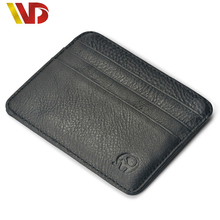 NEW Genuine Leathe magic wallet Credit Cart Wallet mini slim wallet card id holders man women