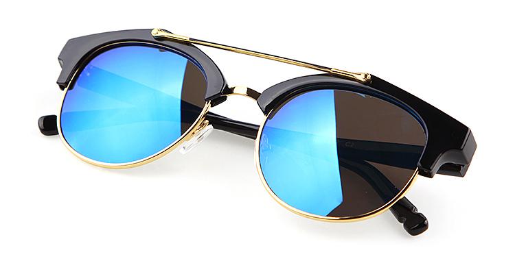 gafas de sol hombre redondas