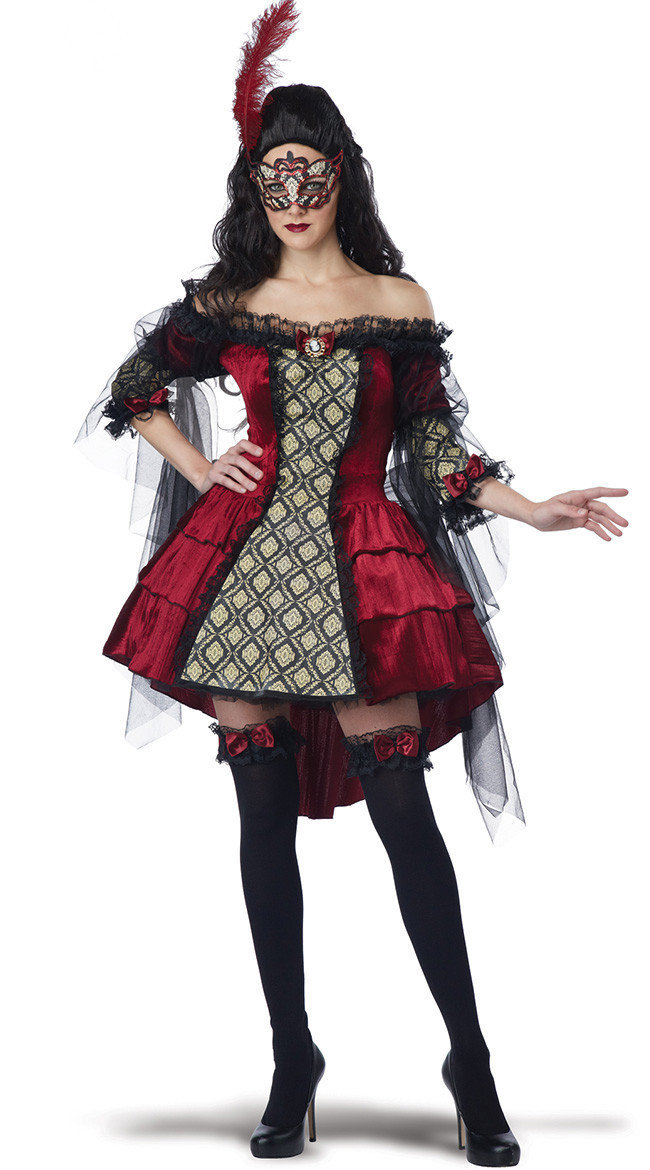 Free Shipping! Newest Christmas Carnival Sexy Adult Witch Costume Evil Queen Costume For Cosplay, Nightclub And Halloween Party(China (Mainland))