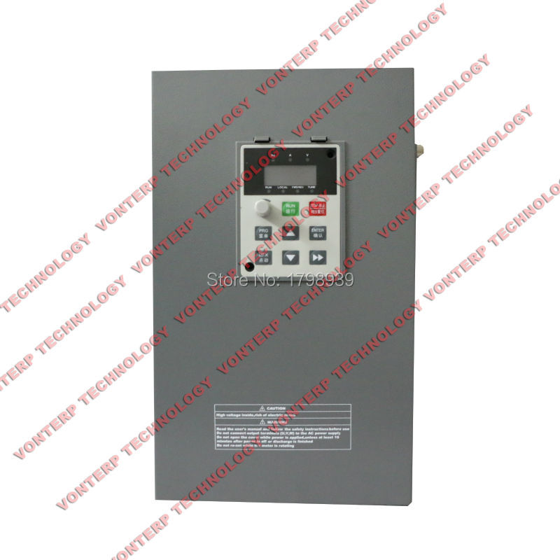 AC Drive 11KW 380V 25A 11000watt VFD inverters frequency converters vector control(China (Mainland))