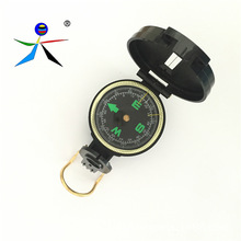 Buy Brand New Portable Army Green Folding Lens Compass American Military Multifunction for $2.59 in AliExpress store