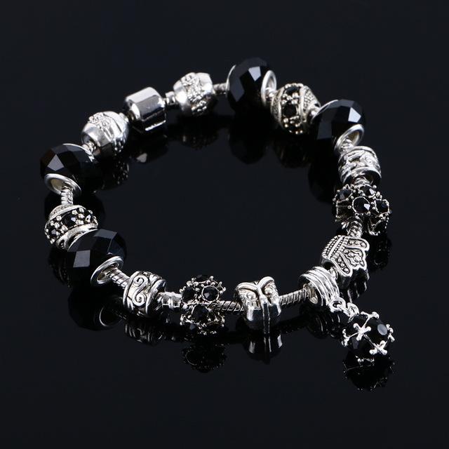 2016 DIY браслеты шарма и браслеты браслеты для женщин ювелирные подарок