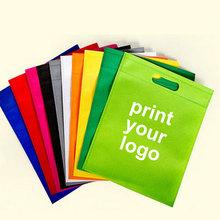 300pcs!50%-60% shipping cost,custom shopping bag logo,print your logo bag shopping,make size color(China (Mainland))