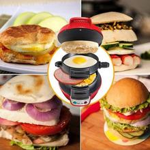 Almoço Sandwich Maker Hamburger Muffin Kitchenaid cozinha ferramentas de eletrodomésticos(China (Mainland))