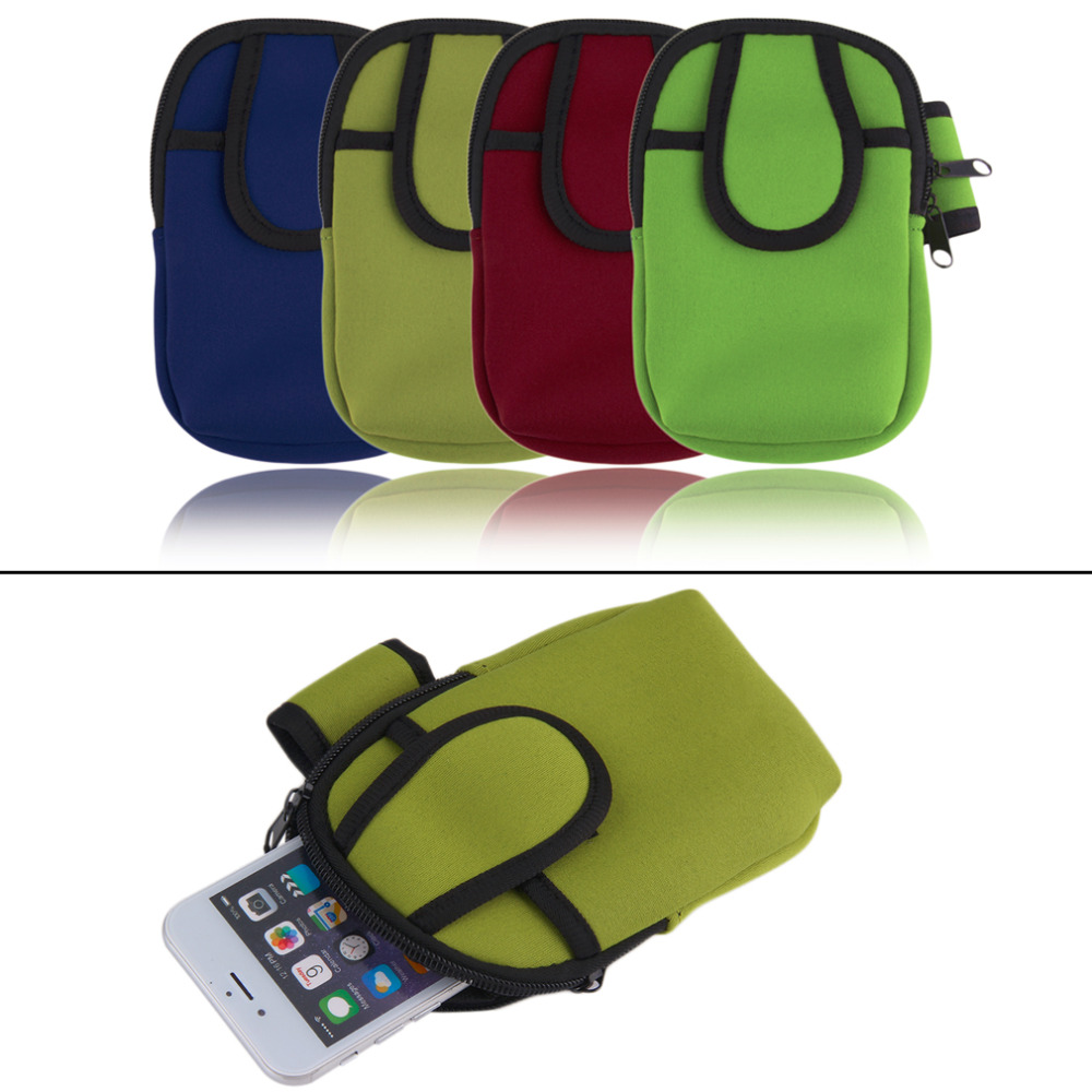 Running Sports Jogging Pouch Arm Band Multi Colors Mobile Phone Case Bag free shipping<br><br>Aliexpress