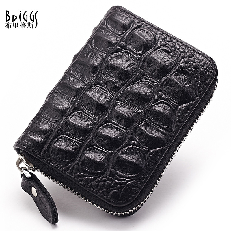 BRIGGS Brand Designer Bags Women Purses and Handbags Hand Woven Leather Coin Purse Pouch Multi-function Mini Coin Purse(China (Mainland))