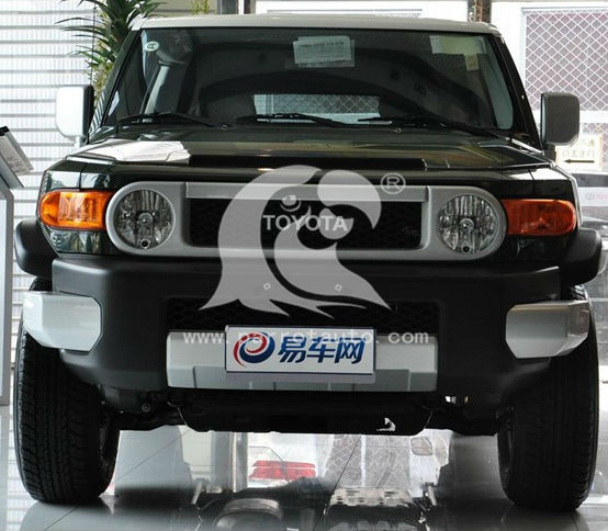 CAR LED DRL Toyota FJ Cruiser Daytime Running Light Fog Lamps - PARROT-CAR store