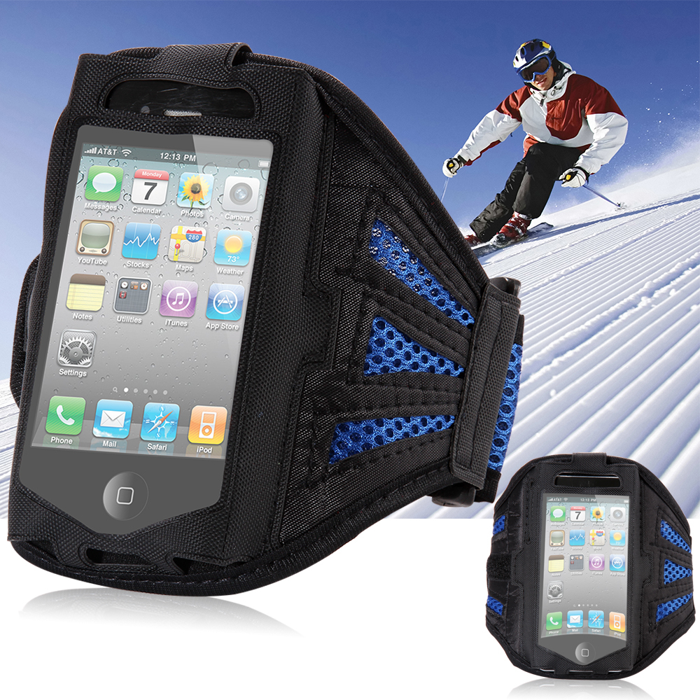 For 4s New Sports Running Arm Case Workout Portable Cover For iPhone4 4s Fashion GYM Net Flexible Phone Arm Bags for iphone 4(China (Mainland))