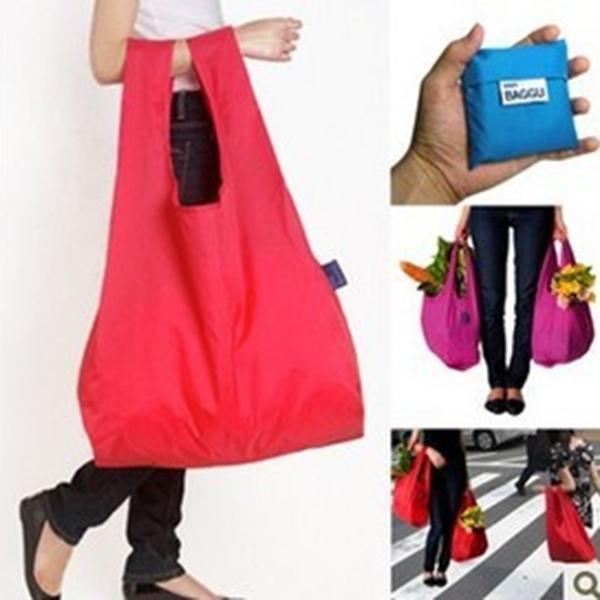 Folding Pouch Fruits vegetables Storage Bag Reusable Shopping Portable Debris Shoulder Handbags Grocery(China (Mainland))