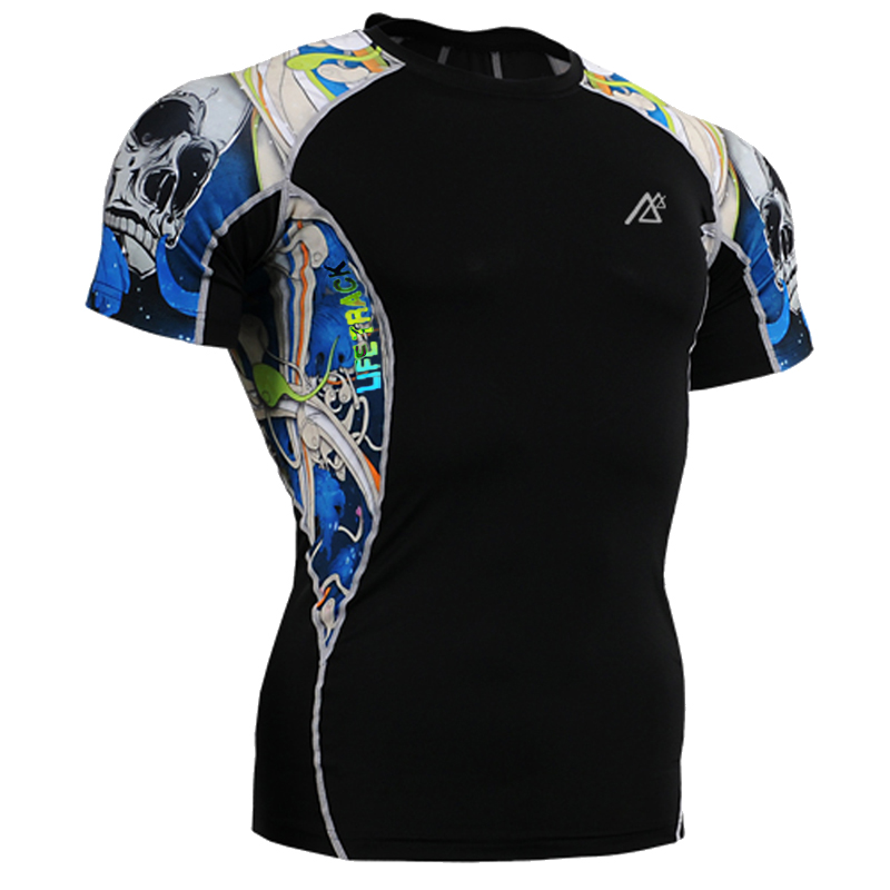 2016 soccer Jersey with skulls printed breathable multi-use mens boys quality national team football shirts size s-4xl(China (Mainland))