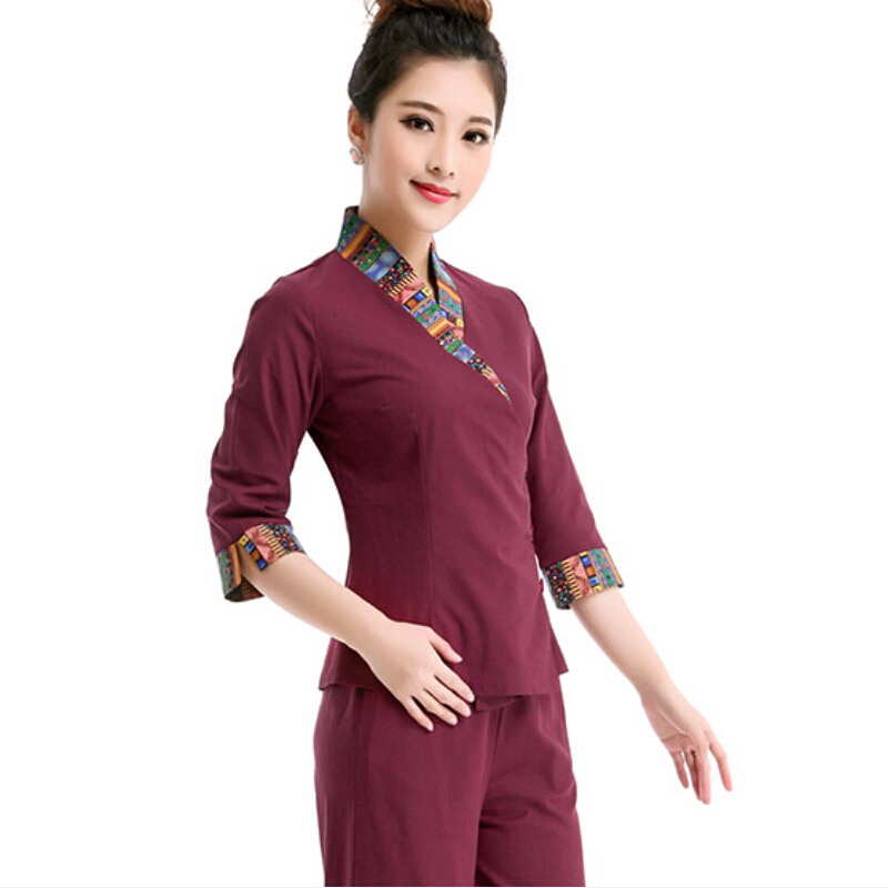 Our designs nurse uniforms promotion shop for promotional for Spa uniform indonesia