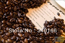 Free Shipping Ethiopia original roasted coffee beans 1kgs 500g bag 2bags