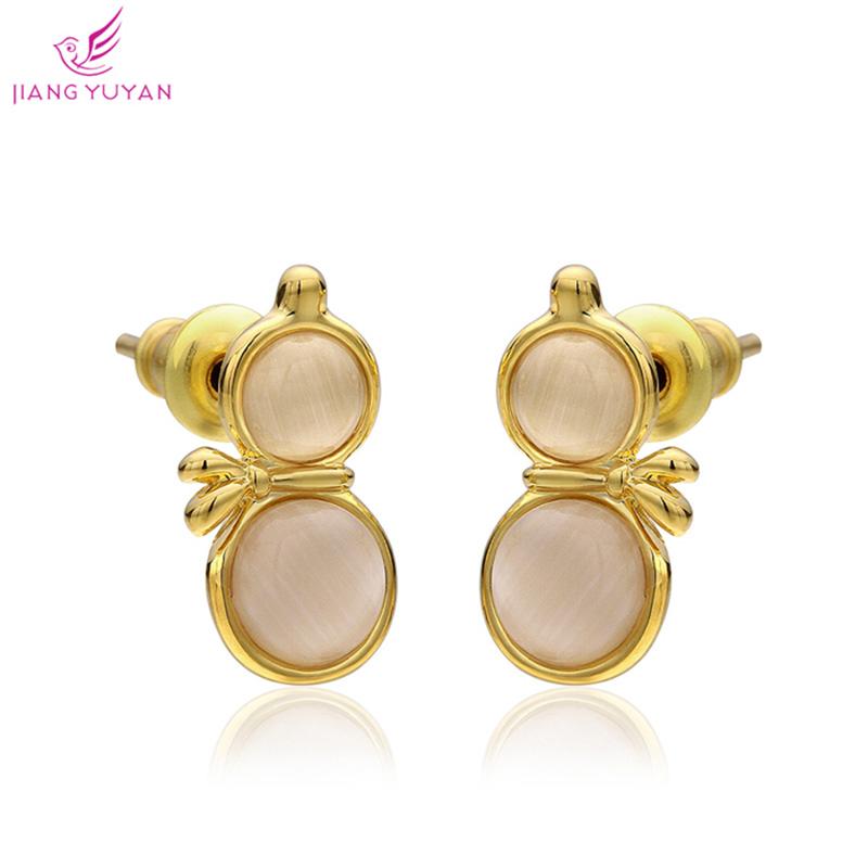 Hottest Sale Korea Design Big Pearl Earrings Women Fashion Jewelry Stud Crystal - TOTO5857 store