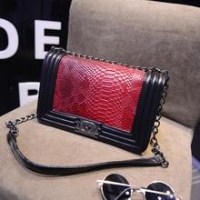 2015 New Fashion peau de serpent femmes sacs à main en cuir femmes sac sacs à bandoulière femmes messager sacs femmes sacs d'embrayage(China (Mainland))