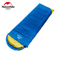 NatureHike Ultralight Camping Sleeping Bag Adult Tents Cotton Filler Envelope Outdoor Warm Spring Autumn Hiking Bags