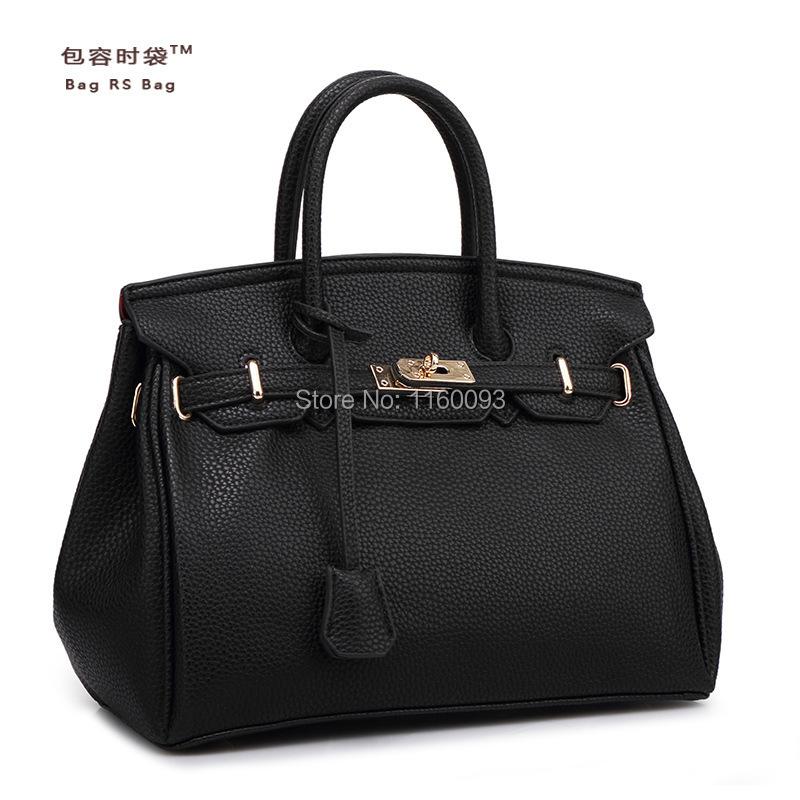 2015 Hot Famous Brands Handbags Women PU Leather Bags Women Handbag Fashion Classic design Bag Shoulder Bags Portable Bag(China (Mainland))