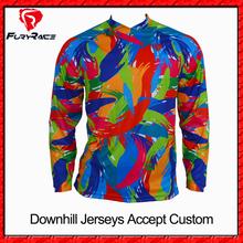 Buy Fury Race High Downhill Jerseys MTB Jersey Custom BMX Motocross Bike Jersey Motorcycle DH Ride Shirts Men Women Clothing for $16.49 in AliExpress store