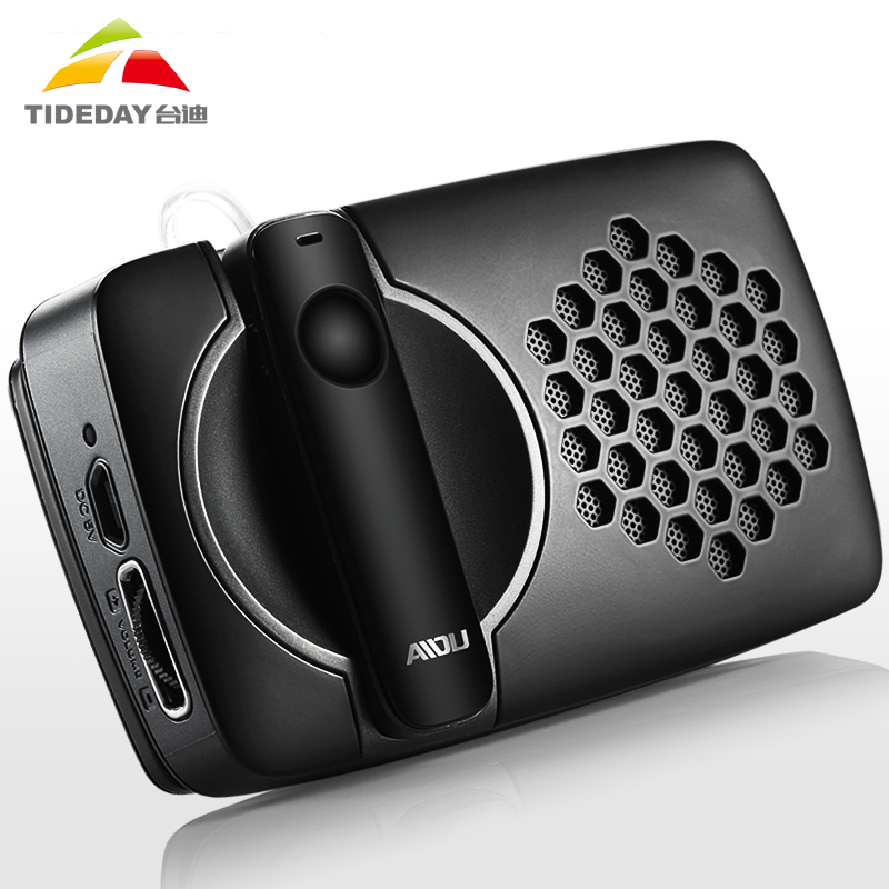 Hot product Car Kit driving essential artifact solar charging Speakerphone In-car bluetooth headset EP09(China (Mainland))