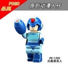 Lgoingly Neon Genesis Evangelion Action Figure Anime EVA Kartun Mesin Armor EVA-00 Bangunan Blok Mainan untuk Anak-anak JM224(China)
