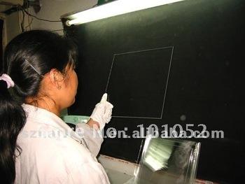 4pcs/lot  PMMA material Fresnel Lens for Solar energy