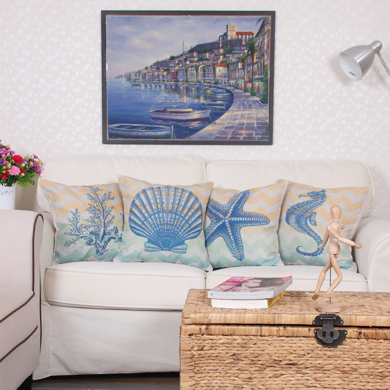 Compare Prices On Coral Throw Pillows Online Shopping Buy