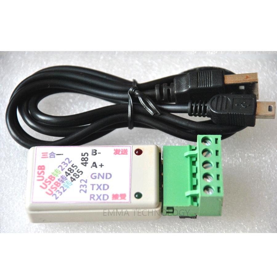 схема одаптера rs232-rs485