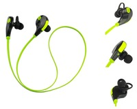 Bluetooth Wireless Stereo Sports/running & Gym/exercise Bluetooth Earbuds Headphones Headsets W/microphone for iphone samsung LG