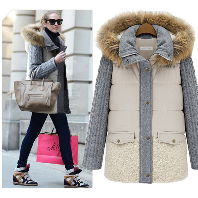 High Quality New Women's Winter Thick Coat European ...