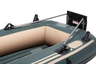 Jilong mount marine motors engine rack inflatable boat(China (Mainland))