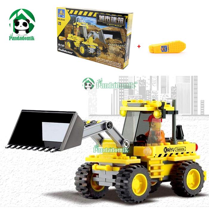 Original box Building Blocks Compatible bricks City Truck action figures educational toys / learning & Education - Pandadomik store