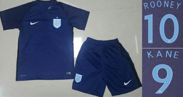 Fast ship kids set time to uk, Best Thailand Quality 17 18 England football shirts 2017 soccer jerseys 2018 free shipping(China (Mainland))
