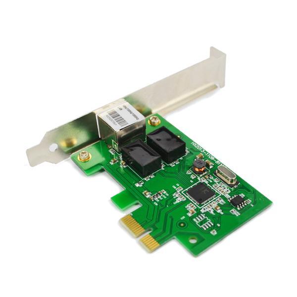 1000Mbps Gigabit Ethernet PCI Express PCI-E Network Card 10/100/1000M RJ-45 LAN Adapter Converter Controller for Desktop PC(China (Mainland))