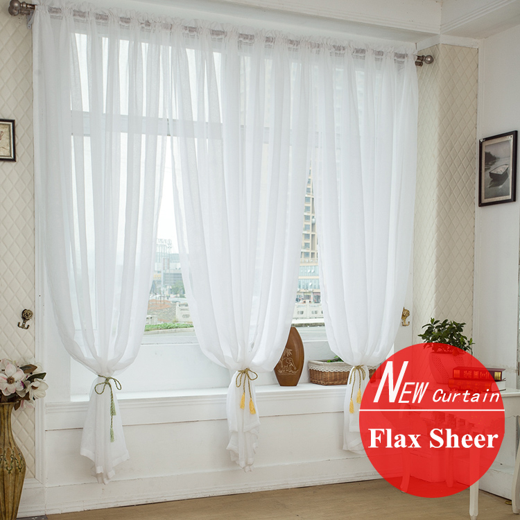 Com Buy Quality Window Screening For Wedding Decoration Linen Fabric