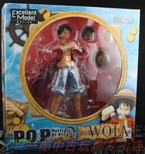 One Piece POP Monkey D Luffy After 2 Years Boxed 23 cm PVC Action Figure Collection Model Toy toy