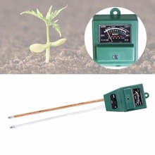 Buy 3in1 Soil Moisture Sunlight PH Meter Tester Garden Plant Flower Digital Tester Flowers Hydroponic for $4.19 in AliExpress store