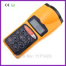 Nueva CP3007 ultrasónico del metro de distancia puntero láser Backlight envío gratis