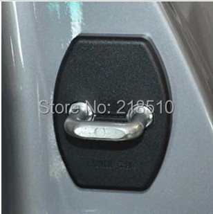 Toyota Yaris Highlander, Prado Prius ,Corolla Camry 06-11,Rav4 07-13,Reiz,Vois 08-13 Shock Dbsorber Pad, Door Lock Buckle Cover(China (Mainland))