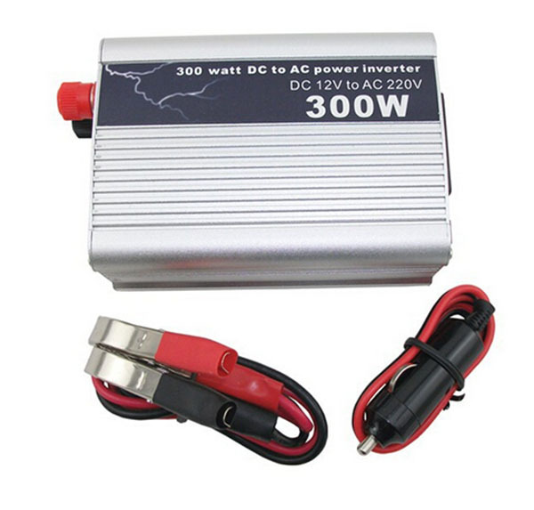 New 300W Car Power Inverter USB Converter Auto DC 12V AC 220V-240V Adapter Voltage Watt Charger - Shenzhen dualwin lighting Technology Co., Ltd store
