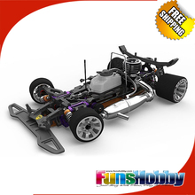 Italy Motonica RC Nitro Car Kit 1/8 4WD Gas Power Racing On Road P81 RSII Free Shipping(China (Mainland))