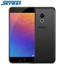 Оригинал MEIZU Pro6, Pro 6, 4G LTE, мобильный телефон Helio X25, десять ядер, 2.0 ГГц, 5.2 дюймов, 1920X1080p, 4 Гб RAM, 64 Гб ROM, две Sim карты, 21.16 Мп. камера(China (Mainland))
