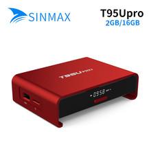 Buy Hot sale Android 6.0 Smart TV Box T95U PRO Amlogic S912 Octa core 2GB/16GB Dual Band WiFi Kodi VP9 H.265 UHD 4K Media Player for $64.70 in AliExpress store