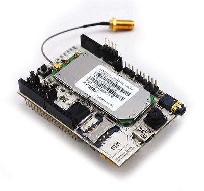 for arduino shield Wifi imported from open source 3 g module 3 g GPS shields (excluding camera) kit(China (Mainland))
