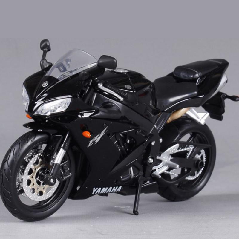 1:12 Original New Children Mini Yamaha Supercross YZF R1 Metal Diecast Models Motor Bike Motorcycle Race Car Alloy Metal Toys(China (Mainland))