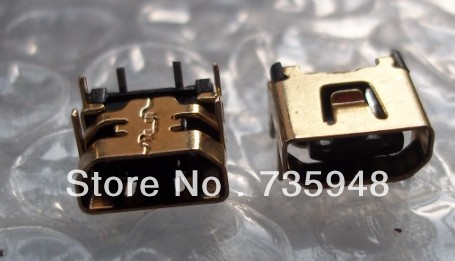 free shipping 100pcs/lot Nintendo DS Lite Charging Connector Power jack for NDSL DSL(China (Mainland))
